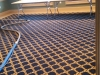Squires Country Club Carpet Cleaning - Poker Room Before