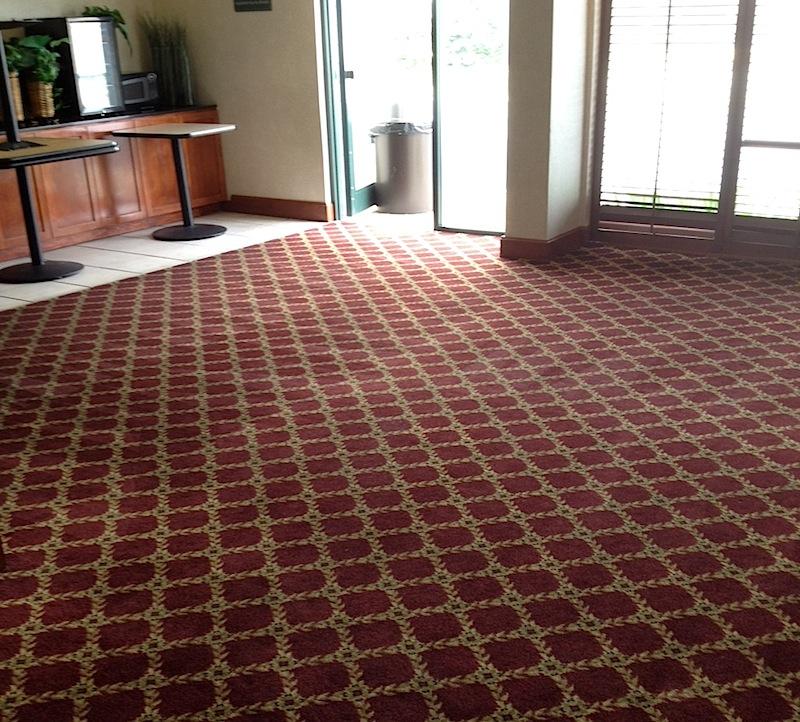 allentown hotel trusts gentle clean gentle clean carpet care. Black Bedroom Furniture Sets. Home Design Ideas