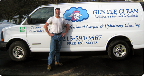 About Gentle Clean Carpet Care