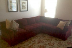 Upholstery Cleaning - Gentle Clean Carpet Care