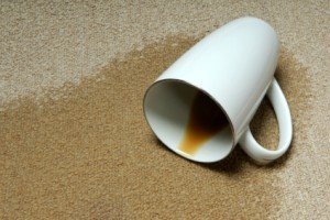 Carpet Stains repaired by Gentle Clean Carpet Care