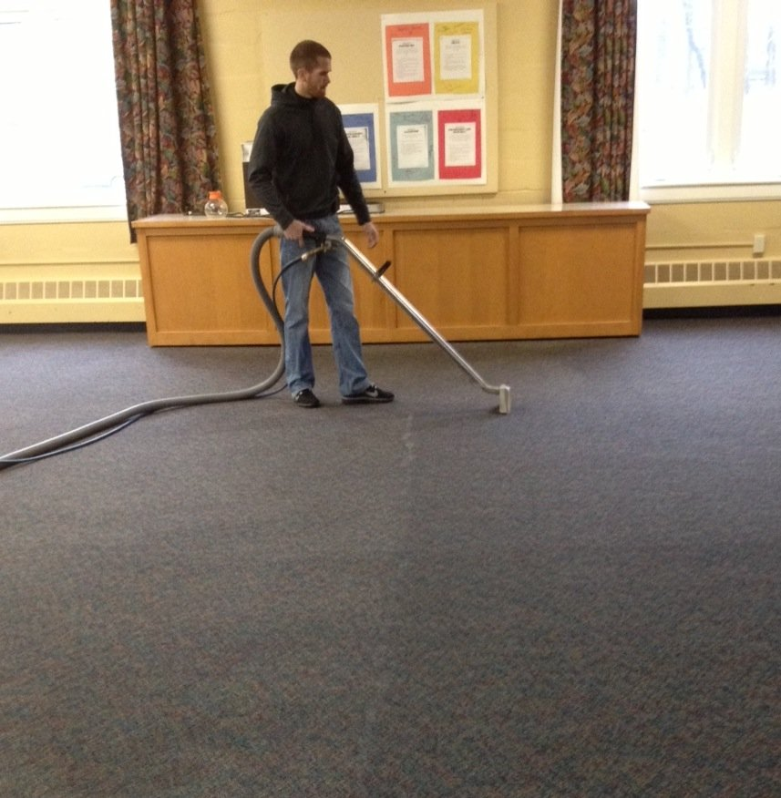 Gentle Clean Carpet Care cleaned carpets at Upper Dublin Lutheran Church