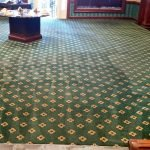 Squires Country Club Carpet Cleaning - Dining Room