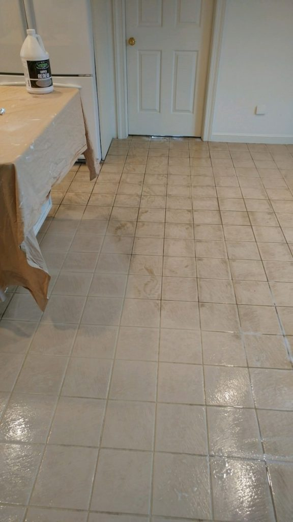 Tile Cleaning In Blue Bell